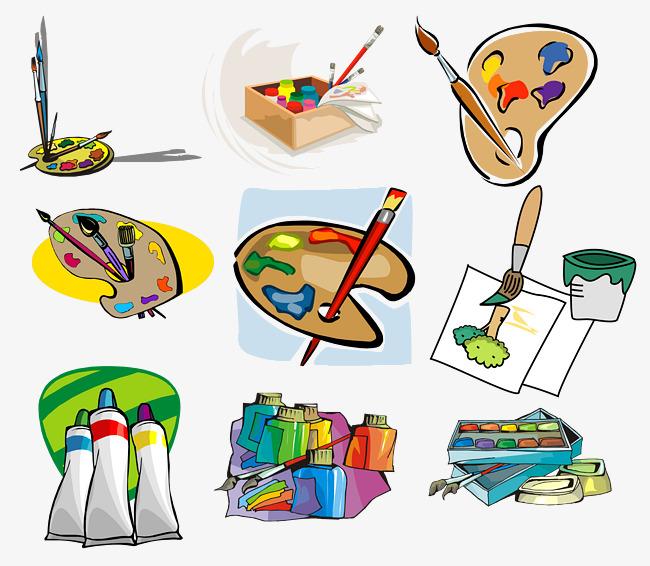 картинки для художника предметы для рисования словам митязова, семье